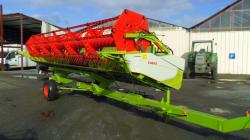 COUPE CLAAS V750
