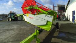 COUPE CLAAS V900