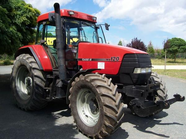 tracteurs case ih mx120 recuperation agricole pi ces d 39 occasion r paration. Black Bedroom Furniture Sets. Home Design Ideas